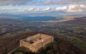 Il Vulture: Residenza di caccia di Federico II di Svevia